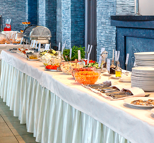 BREAKFAST AND AFTERNOON TEA CATERING